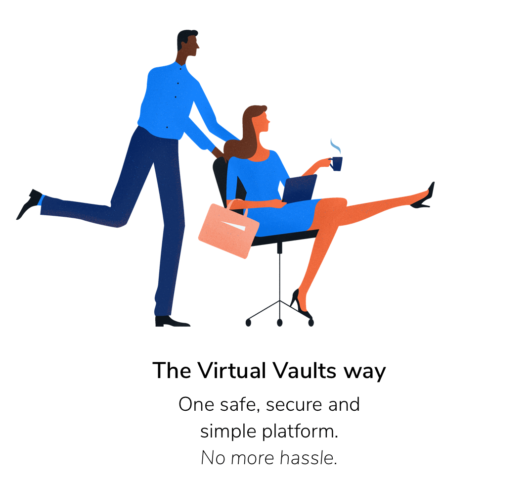 The Virtual Vaults way